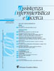 2014 Vol. 33 N. 4 Ottobre-DicembreLinee guida e decisioni infermieristiche
